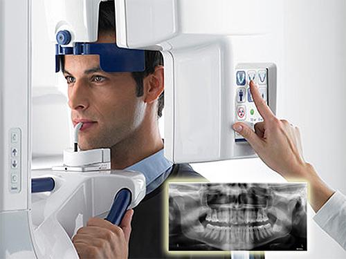 Endodontic digital radiograph